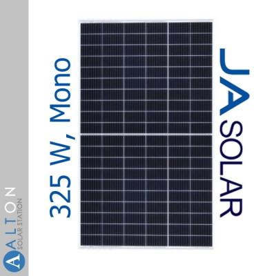 Монокристаллическая солнечная батарея JA Solar JAM60S09-325/PR 325Вт