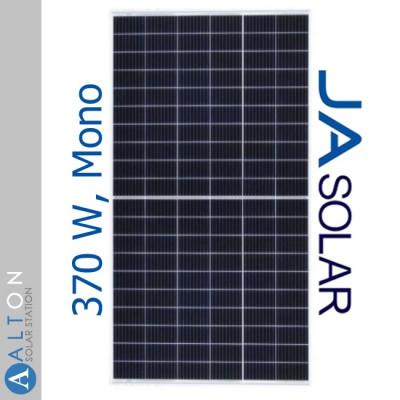 Монокристаллическая солнечная батарея JA Solar 370 Вт JAM60S20-370/MR