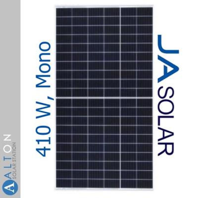 Монокристаллическая солнечная батарея JA Solar 410 Вт Mono, JAM72S10-410/MR