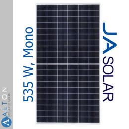 Солнечная батарея JA Solar 535 Вт Mono, JAM72S30-535/MR