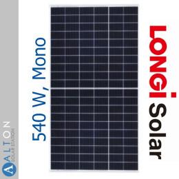 Солнечная батарея Longi Solar 540 Вт, Mono LR5-72HPH-540M
