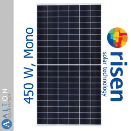 Солнечная батарея Risen 450 Вт, Mono RSM144-7-450M
