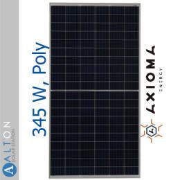 Солнечная батарея Axioma 345 Вт Half Cell, Poly