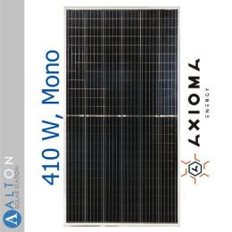 Солнечная батарея Axioma 410 Вт Half Cell, Mono