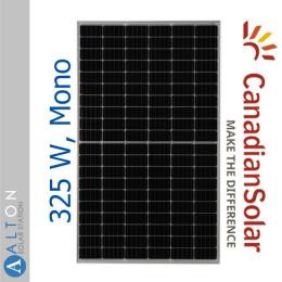 Солнечная батарея Canadian Solar 325 Вт, Mono