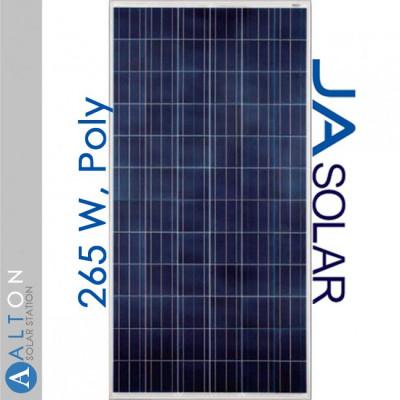JA Solar 265 Вт, Poly