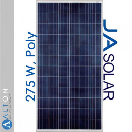 Солнечная батарея JA Solar 275 Вт, Poly