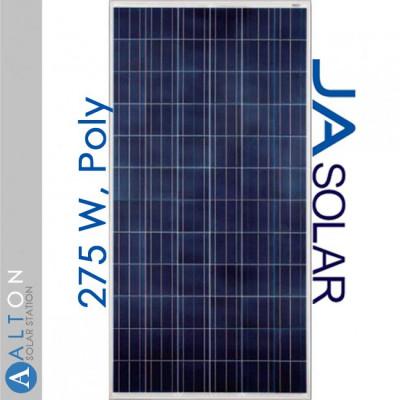 JA Solar 275 Вт, Poly JAP6-60-275W 5BB