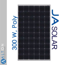 Солнечная батарея JA Solar 300 Вт, Mono