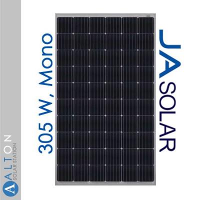 JA Solar 305 Вт, Mono JAM60S01-305/PR 5BB
