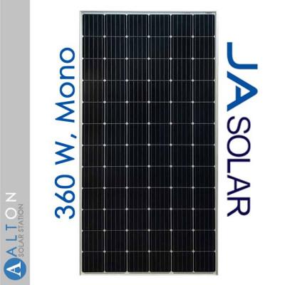 JA Solar 360 Вт, Mono JAM72S01-360/PR 5BB