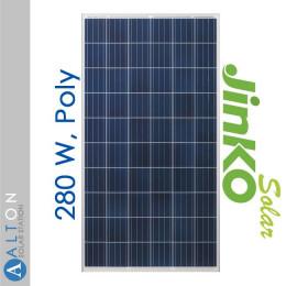 Солнечная батарея Jinko Solar 280 Вт, Poly