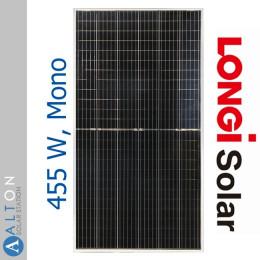 Солнечная батарея монокристаллическая Longi Solar 455 Вт (LR4-72HPH)
