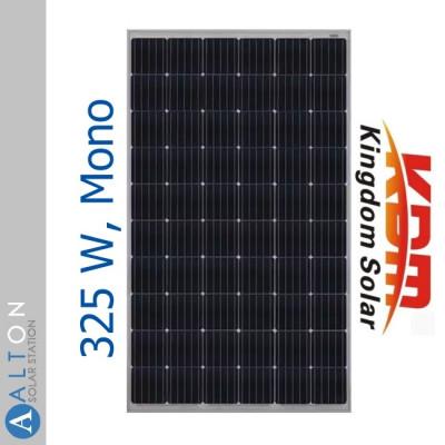 Солнечная батарея монокристаллическая KDM 325 Вт