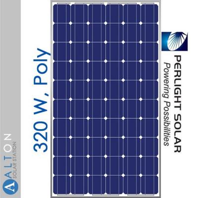 Perlight Solar 320 Вт, Poly PLM-320P-72/4BB