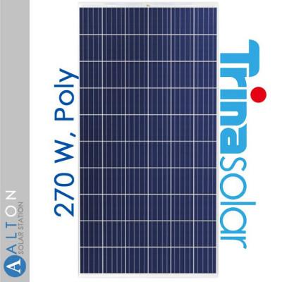 Trina Solar 270Вт, Poly TSM-270PD05 5bb