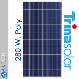 Солнечная батарея Trina Solar 280 Вт, Poly