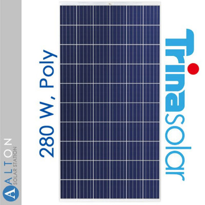 Trina Solar 280Вт, Poly TSM-280PD05 5bb
