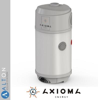 Тепловой насос 1кВт + бойлер 80 л AXIOMA energy (V-WALL80-1)