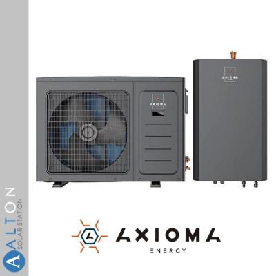Тепловой насос Invertor + EVI 10 кВт, 230В (AXHP-EVIDC-10)