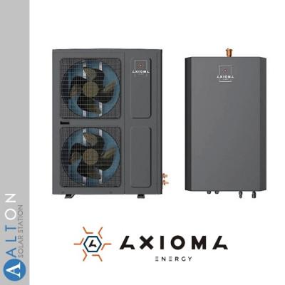 Тепловой насос Invertor + EVI 17,5 кВт, 230В (AXHP-EVIDC-18)