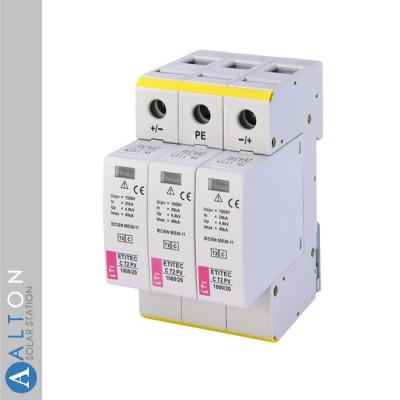 ОПН ETITEC C T2 PV 1000/20